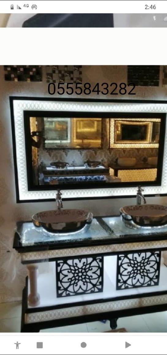 مغاسل رخام حمامات الرياض Home Decor Entryway Tables Decor