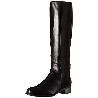 Calvin Klein 7496 Womens Gwenda Black Riding Boots Shoes 8 Medium (BM) BHFO https://t.co/ZJS09McTcv https://t.co/htK8Eui2vJ
