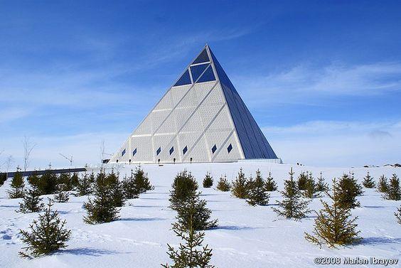 Astana Pyramid