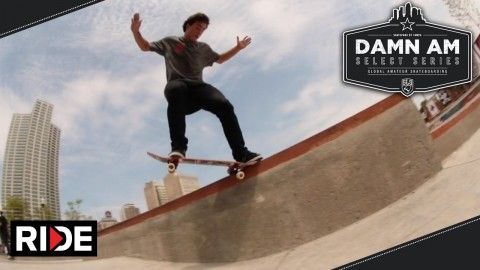 Damn Am Chicago 2015: Here's How Micky Papa Won – SPoT Life - http://DAILYSKATETUBE.COM/damn-am-chicago-2015-heres-how-micky-papa-won-spot-life/ - After finishing second at the 2014 Tampa Am, then finishing second at the Damn Am LA stop in June, Micky Papa broke the curse and nailed the win in Chicago. Along with the first place trophy he gets a free trip to Tampa Am and a Golden Ticket to the Semi-Finals. Check SPoTTampa.com for more and - 2015, chicago, damn, Here's,