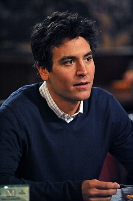 "Oh, Ted Mosby!  Everytime I watch ""How I Met Your Mother"" I think about how I love all three main men!  But, I do love Ted Mosby for his hopeless romanticism and preppy style."