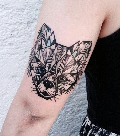 Tatouage animal tatouages pinterest animaux - Tatouage original homme ...