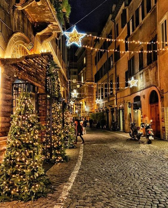 Rome....Christmas Christmas in Italy Рим на новий рік тури