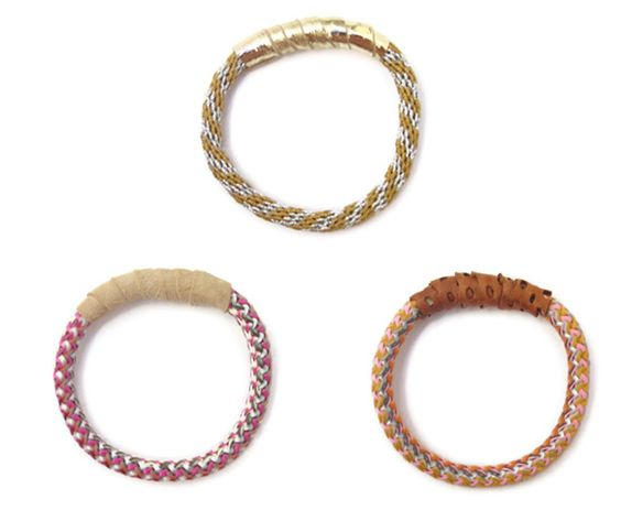 Rope Bracelets: Rope Bracelets, Craft, Knit Jewelery, Jewelryy Accessories, Bracelets, Bracelets Repin, Bracelets Wanna