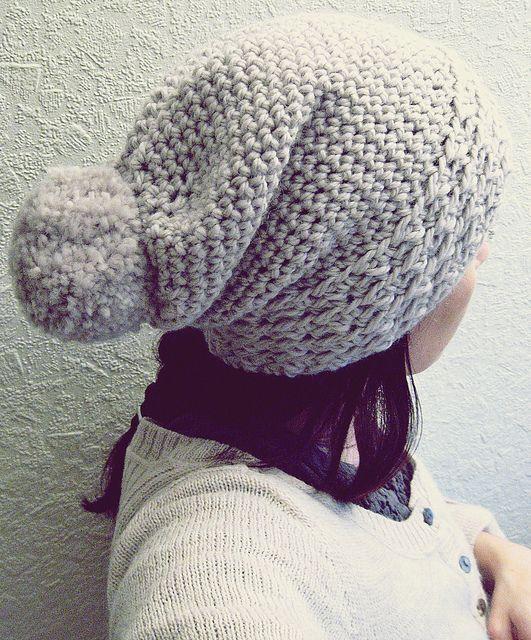 Свободно плетене на една кука модел:
