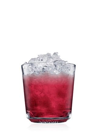 Raspberry Blimey  2 Dashes Simple Syrup  2 Dashes Black Currant Liqueur  1 Dash Lime Juice