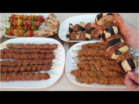 طريقة تحضير تشكيلة مشاوي على الفحم و فكرة عبقرية تجعل اللحم طري بعصارته السائلة اللذيذة Youtube Food Breakfast Beef