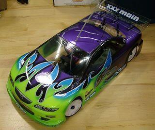 Pics For > Rc Car Paint Designs