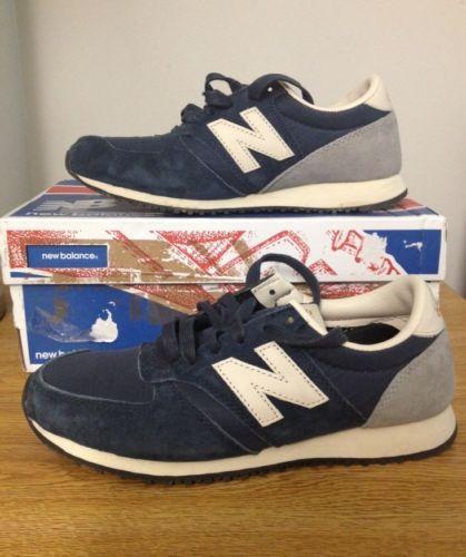 new balance 420 navy size 5