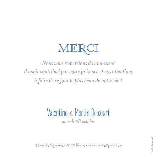 Modele Carte De Remerciement Anniversaire De Mariage Les 20