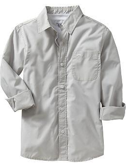 Boys Pocket Shirts | Old Navy