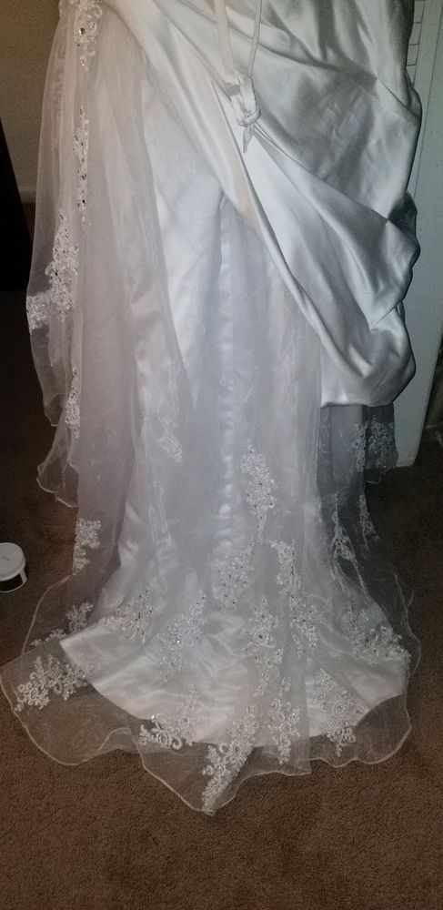 Used Wedding Dresses Size 12 Fashion Clothing Shoes Accessories Weddingformaloccasion Weddingdresses Size 12 Wedding Dress Used Wedding Dresses Dresses
