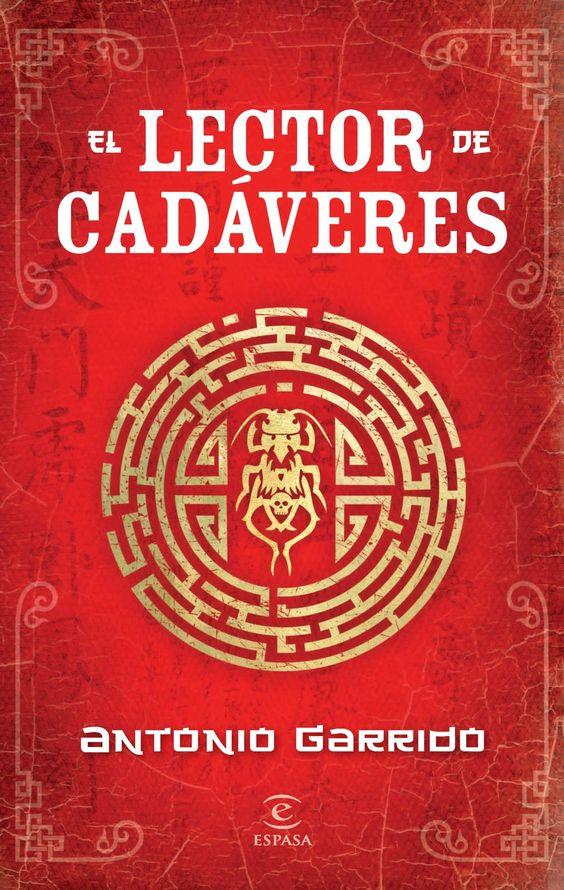 """EL LIBRO DEL DÍA: """"El lector de cadáveres"""" de Antonio Garrido.    ¿Lo has leído? ¿Nos ayudas con tu voto y comentario a que otros lectores se hagan una idea del mismo en la web? Entra en el siguiente enlace y deja tu valoración: http://www.quelibroleo.com/el-lector-de-cadaveres ¡Muchísimas gracias! 28-2-2013"""