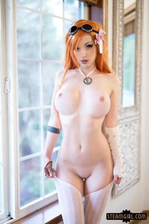 Naked ginger female, sexy pornstars nude round ass