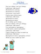 Hibernation song | Winter Theme | Pinterest | Bears, Activities and ...