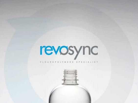"""RevoSync"" by 8titude Design Lab: Silver Winner - Logo Design Category - Monthly Design Award August 2012"