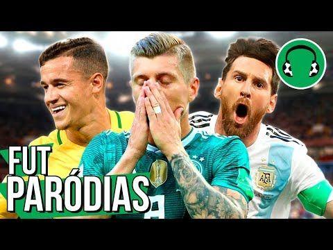 Youtube Mano Walter Argentina Alemanha
