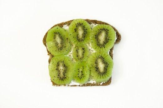 Kiwi Swiss Pepper Toast
