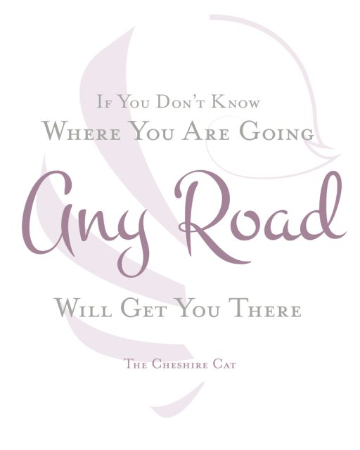 Cheshire Cat Quote - Designs By Miss Mandee