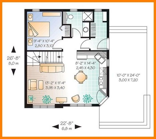 Family Home Plans Ideas In 2020 House Plans Family House Plans Open Concept Living Room
