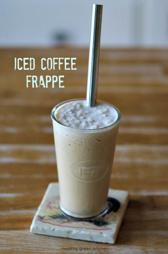 Coffee Frappe Recipe — Dishmaps