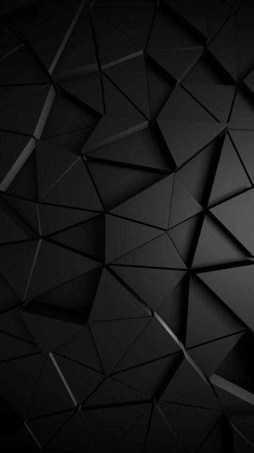 Black Is Cool Dark Wallpaper Iphone Iphone Wallpaper Phone Wallpaper Black colour wallpaper full hd