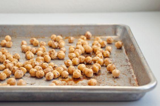 Roasted Chickpeas With Cumin and Za'atar   POPSUGAR Food