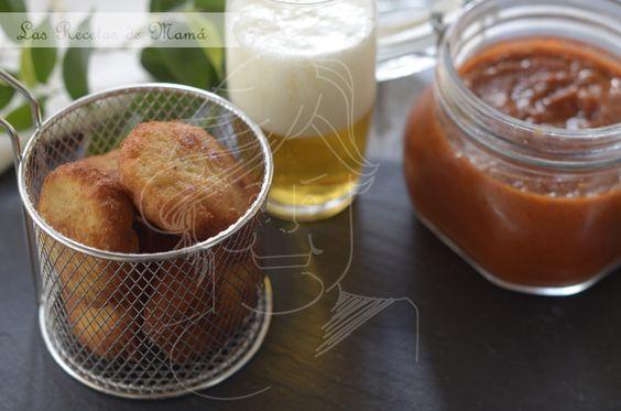Nuggets de pollo con Ketchup casero. Video receta