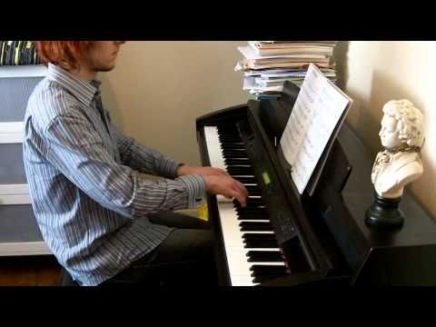 A Tree for my Bed (Jurassic Park) solo piano
