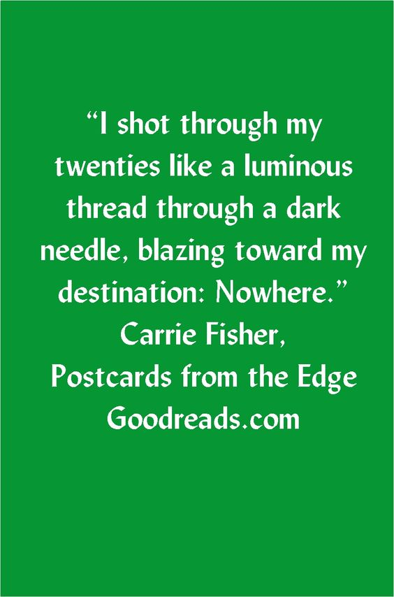 postcards from the edge carrie fisher pdf