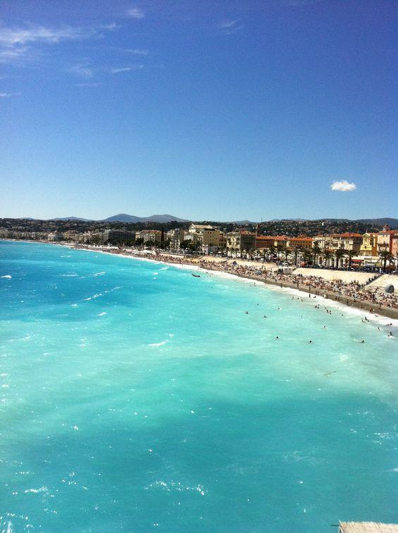 Nice, Cote d'Azur