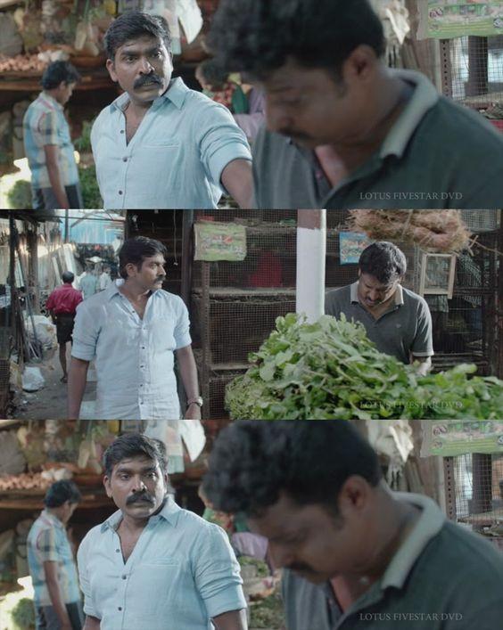tamil vijay sethupathi movie naan raja song apo neenga kai kari vangunga