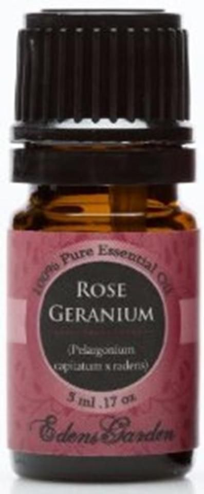 Rose Geranium 100% Pure Therapeutic Grade Essential Oil- 5 ml