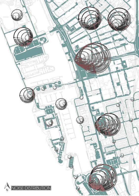 Noise Pollution   Architecture YR 3   Pinterest