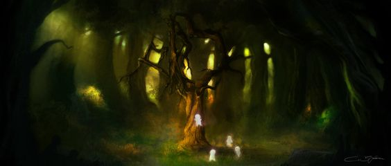 Tree Hugger by ChrisBjors.deviantart.com on @deviantART