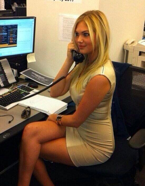 #secretary #minidress #legs