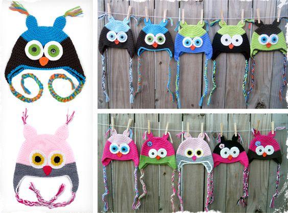 Owl hats!