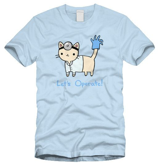 Dr Cat t shirt