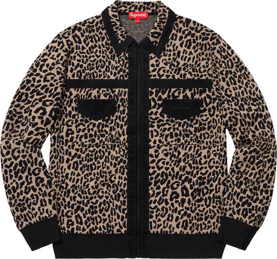 2019年さんタクでキムタク着Supreme Corduroy Detailed Zip Sweater