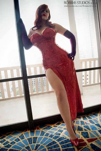 jessica rabbit by Belle Chere