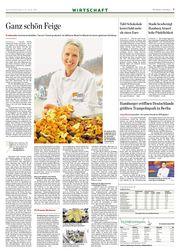 Farmer's Snack: Artikel Abendblatt