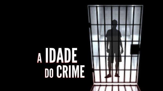 A idade do crime (Assinatura // Quadro) Programa Hoje em dia - Tv Record ♥