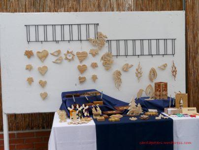 Pomologie 2014: Holzarbeiten
