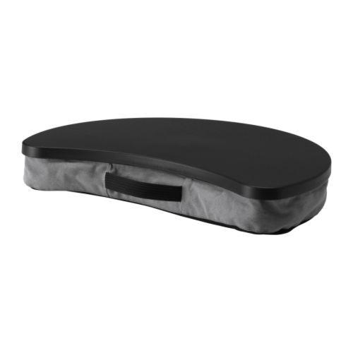 IKEA: BRÄDA  Laptop support (black, grey) Article Number :601.157.91. £9
