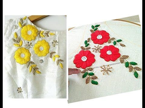 Satin Stitch Flower Embroidery Boat Neck Churidar Kurti Aari Maggam Embroidery Hand Stitches Hand Embroidery Videos Hand Embroidery Diy Embroidery Flowers,Fractal Design Meshify C Atx Mid Tower Case How Many Fans