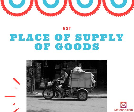place of supply of good