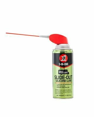 Sponsored Ebay 3 In One Rvcare Slide Out Silicone Lube With Smart Straw Sprays 2 Ways 11 Ounce In 2020 Lube Spray Garage Door Lubricant