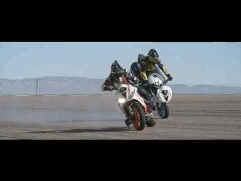 Turbocharged Triumph Motorcycles Drifting Is Exactly What You Imagine