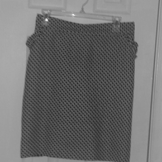 Skirt Straight to the knee Ann Taylor Skirts Pencil
