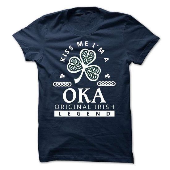 OKA - Kiss Me Im Team - #sorority shirt #long shirt.  OKA - Kiss Me Im Team, red hoodie,moda sweater. ORDER HERE =>...